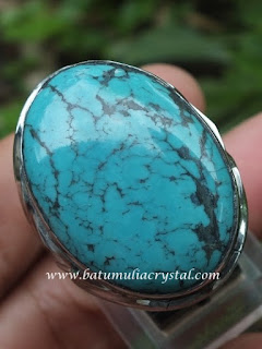 Natural Blue Turquoise