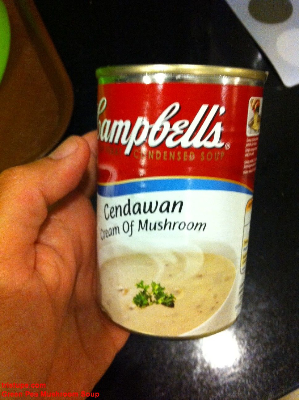 How to cook mushroom soup from frozen mushrooms 97