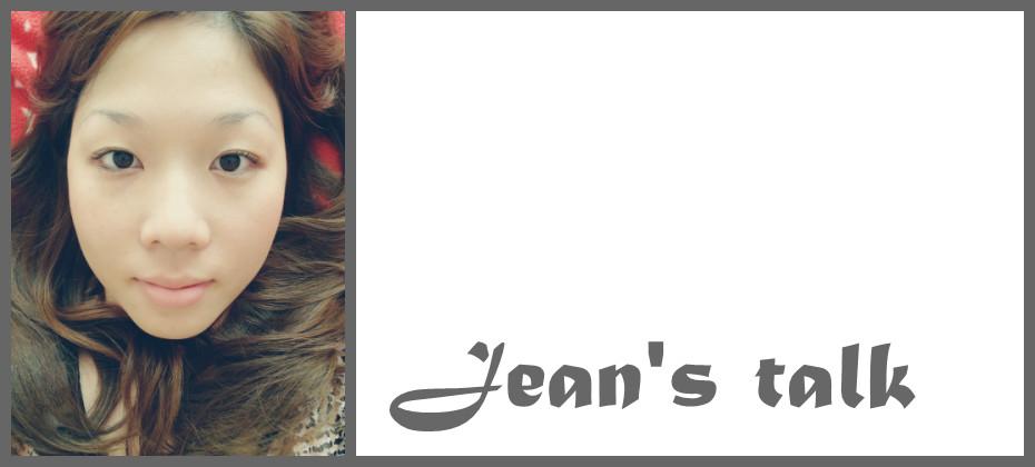 jean's talk