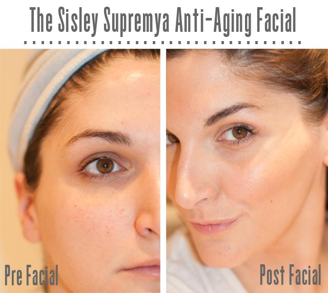Sisley Supreme Anti-Aging Facial