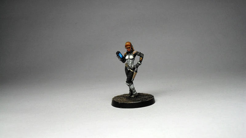 COMM-TECH - DIRE FOES MISSION PACK 3: DARL MIST - INFINITY THE GAME 2