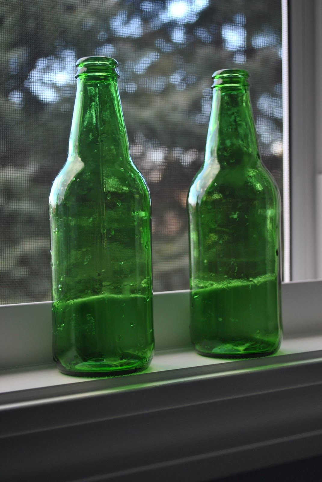 renegade homestead how to reuse beer bottles for your