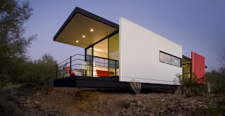 Jetson Green designed house