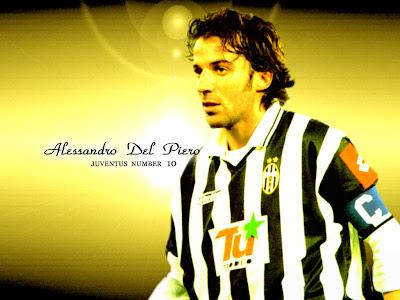 Alessandro Del Piero HD Wallpapers