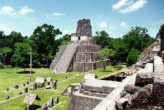 Visita Piramide Maya Tikal Turismo Imperdible