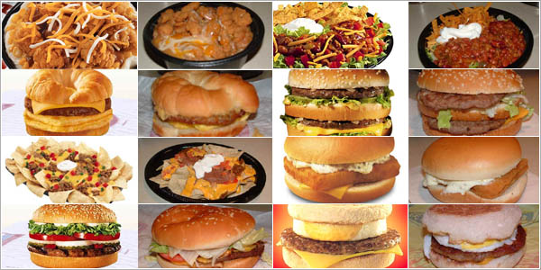 Healthiest fast food for Lean cuisine vs fast food