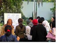 98 Instansi Belum Membuka Pendaftaran CPNS Tahun 2014