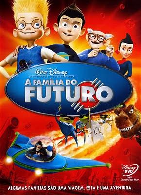 Filme A Família Do Futuro Dublado AVI DVDRip