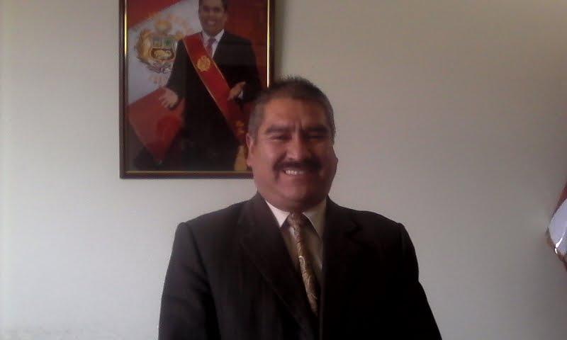 MARCOS FERNANDEZ DIRECTOR REGIONAL DE LA PRODUCCIÓN JUNIN