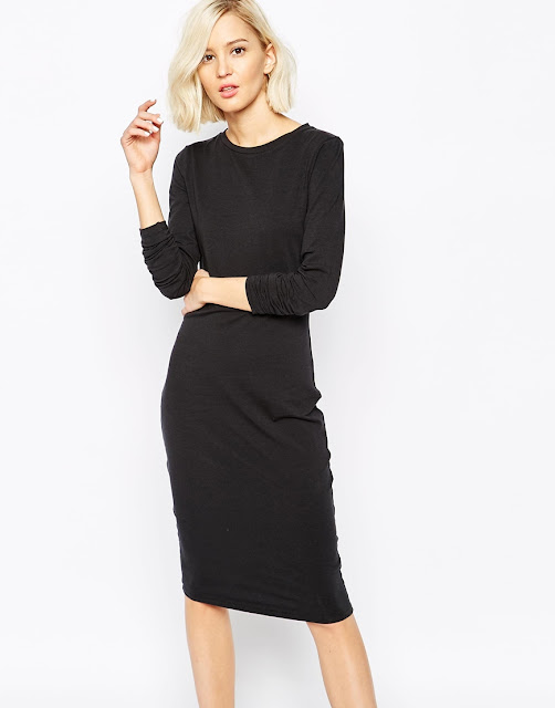 levis black dress