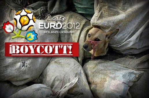 euro  2012 Boycott-Euro-2012