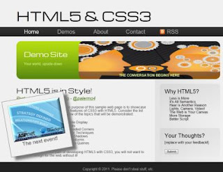 html5 implementation