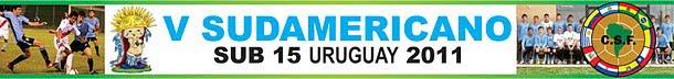 ESTAS EN EL SITIO OFICIAL DEL SUDAMERICANO SUB 15 DE DIARIO URUGUAY