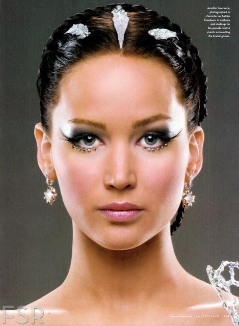 "En Llamas ""Jennifer Lawrence"" esplendida vestida de novia!"