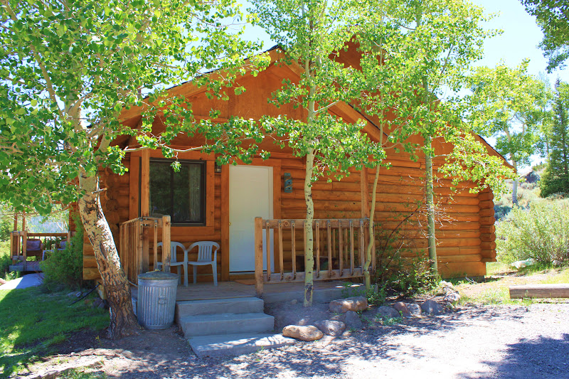 rental cabins at fish lake utah sagewood 4 person deluxe