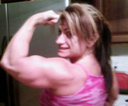 View the Profile of Female Bodybuilder Sharee