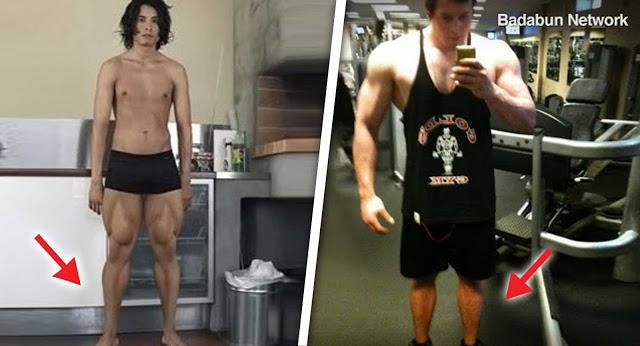 9 personas que el gym les deform el cuerpo su amiguito for Gimnasio el gym