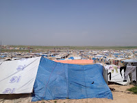 UNICEF Iraq: Field Diary: My first impressions of Domiz refugee camp.