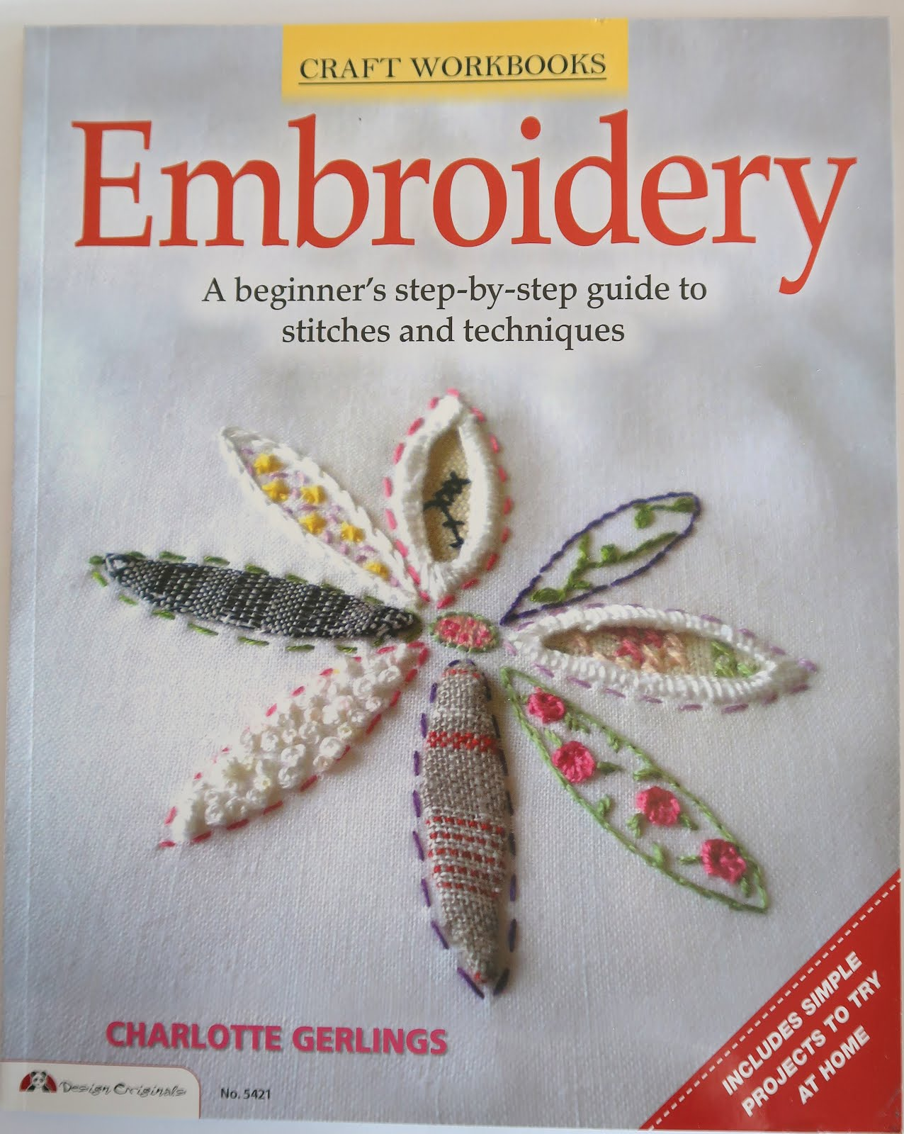 Embroidery: a Beginner's Guide