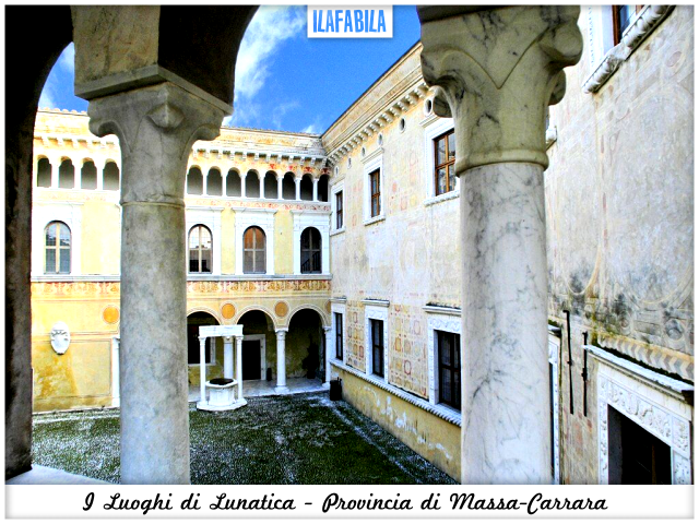 Castello Malaspina di Massa - I Luoghi di Lunatica 2014