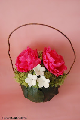 pomander flower girl
