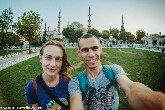 Мы в Стамбуле