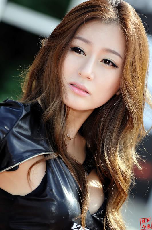 Han ji Eun Race Queen Race Queen Han ji Eun