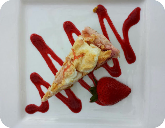 eton mess cheesecake, prezzo desert, english cheesecake company