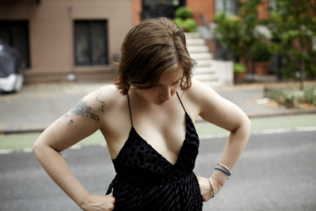 Lena Dunham in Vena Cava