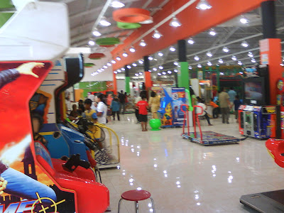 Bravo Games Supermarket, Bravo mall, Bravo Games
