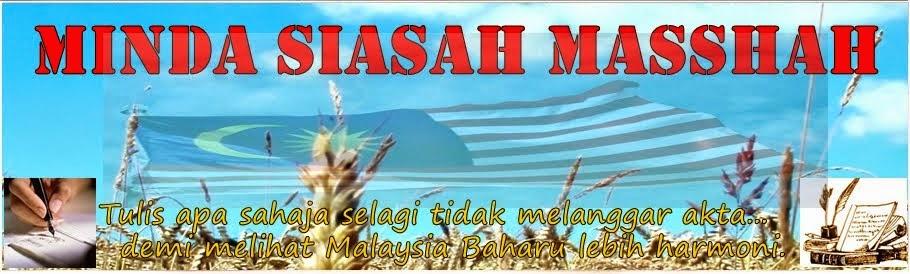 MINDA SIASAH MASHAH