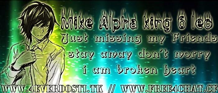 Broken Heart MIKE
