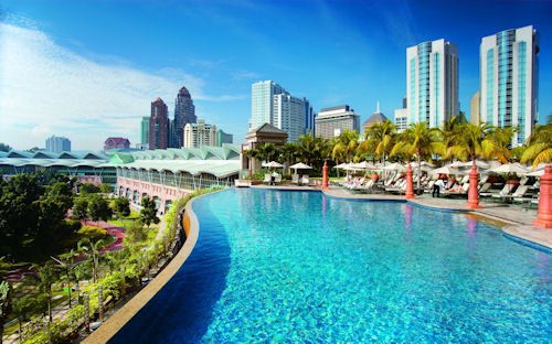 Kuala Lumpur en Malasia