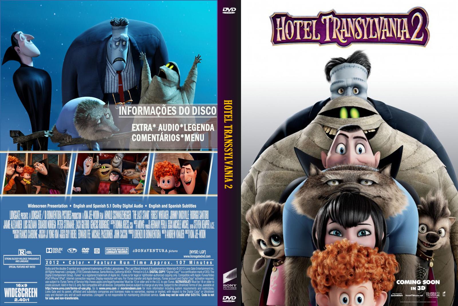 Download Hotel Transilvânia 2 DVD-R hotel 2Btransylvania 2Bcapa 2B2