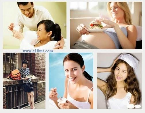 Các dưỡng chất bổ sung canxi ở phụ nữ tuổi 30