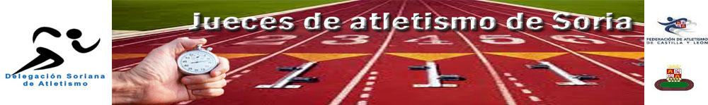 jueces de atletismo de soria