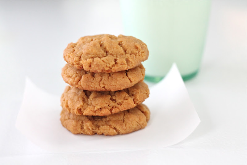Healthy cookies recipes peanut butter