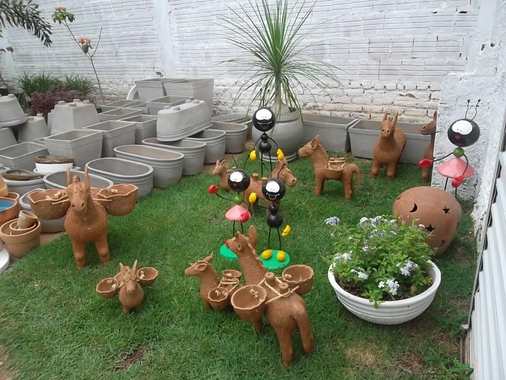 enfeites para jardins de pneus ? Doitri.com