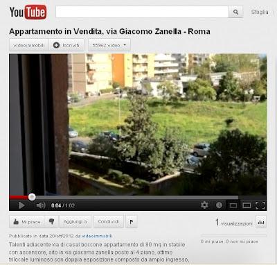 Valore Appartamento Via Villa Della Lucina  Roma