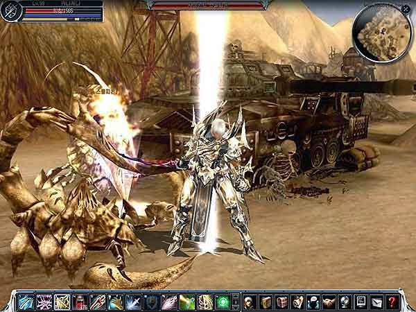 Download Free MMORPG Games - Cabal Online