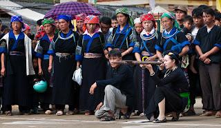 Concours d'arbalète à Yen Bai - Photo Luynguyen