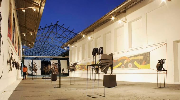 """""""El Viento de Ícaro"""" Exposicion de esculturas / Museo de Arte contemporáneo de Maracay -Venezuela-"""