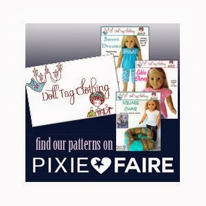 Doll Tag Patterns