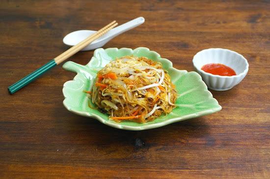 Stir-Fried Glass Noodles