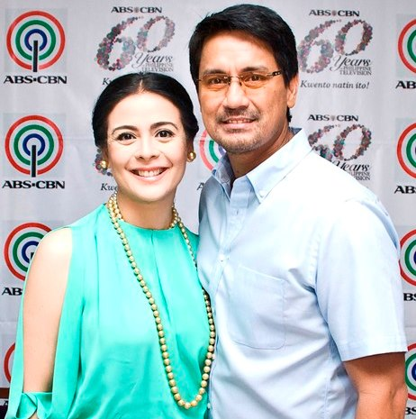Richard Gomez and Dawn Zulueta to star in a movie with John Lloyd Cruz and Jessy Mendiola for Star Cinema's 20th anniversary
