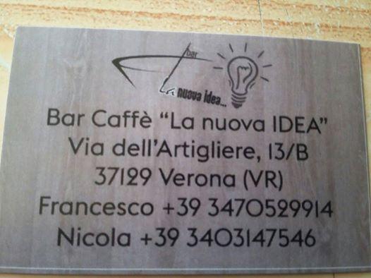 "Bar Caffè ""La nuova IDEA"""