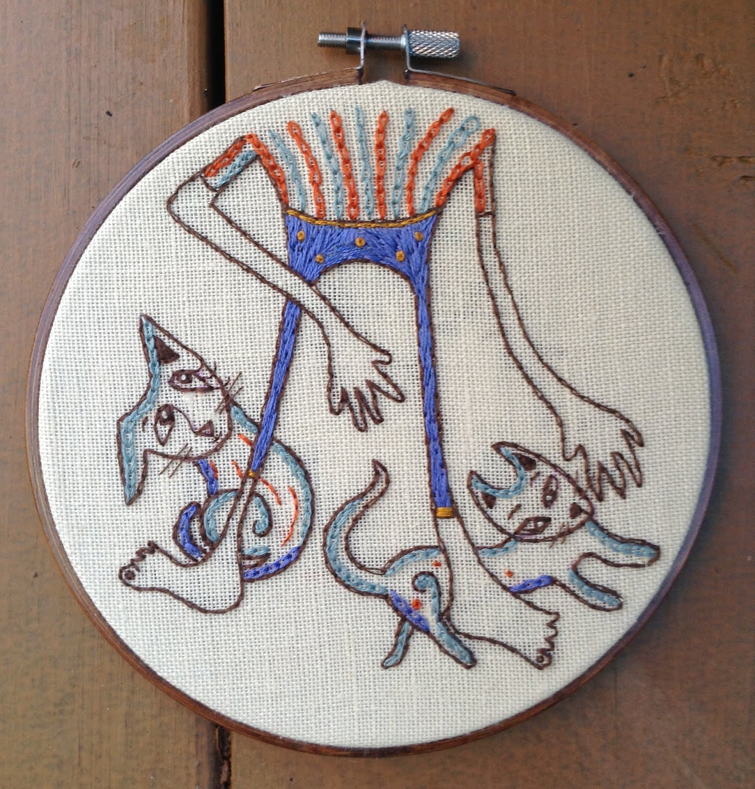 Find My Embroidery Here: