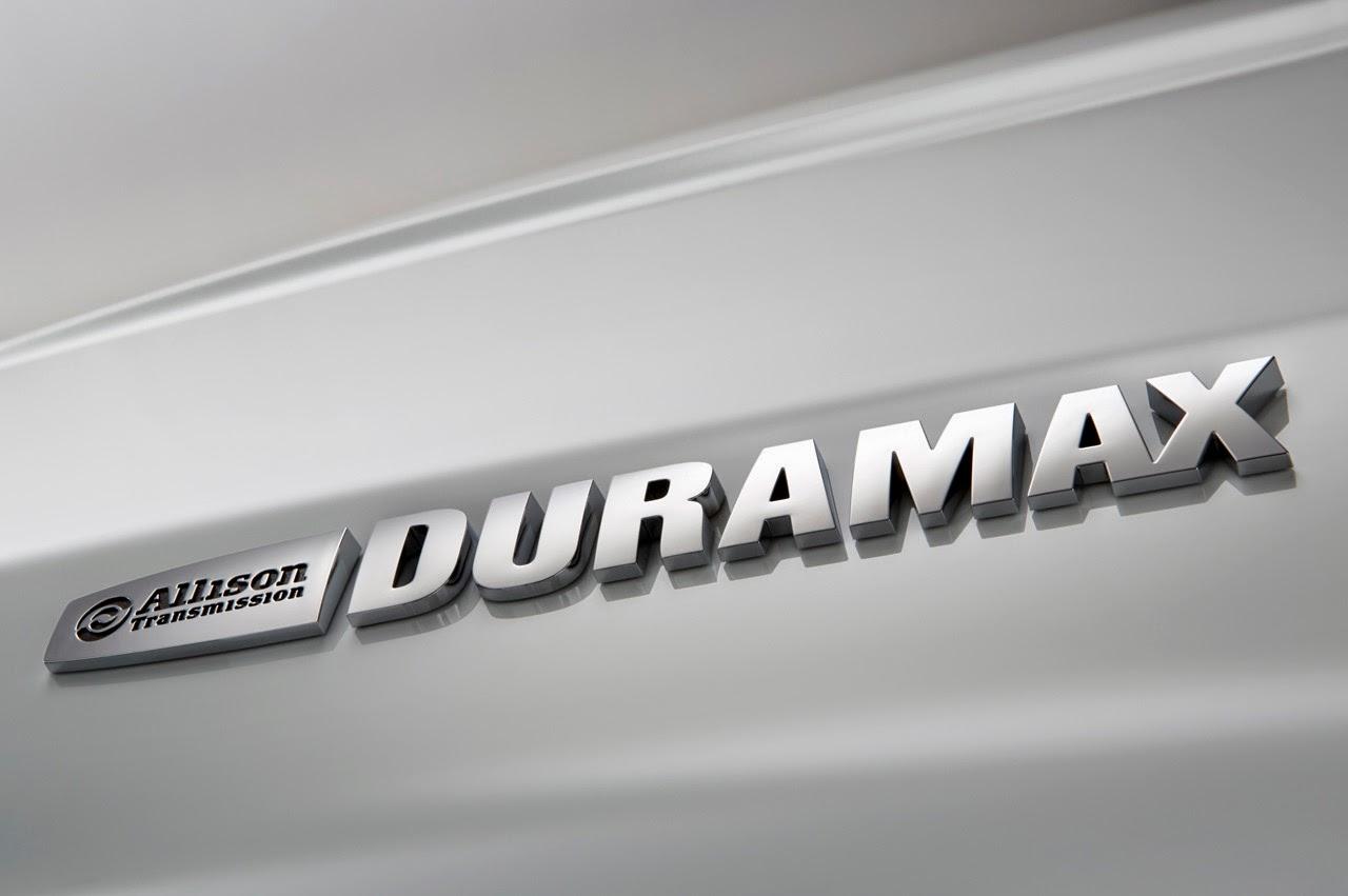 Chevrolet Silverado High Country sử dụng động cơ Duramax