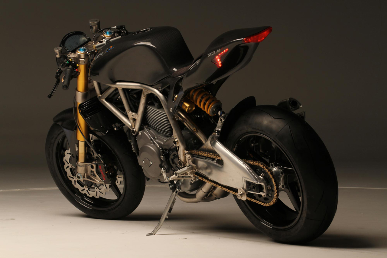 Ncr Ducati Monster