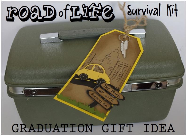 creative  u0026quot try u0026quot als  road of life survival kit